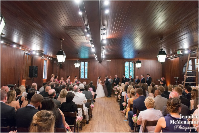 Carriage Room Ceremony